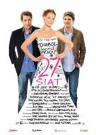 27 Dresses - Slovak Movie Poster (xs thumbnail)