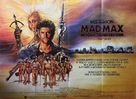 Mad Max Beyond Thunderdome - British Movie Poster (xs thumbnail)