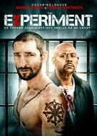 The Experiment - Swedish DVD movie cover (xs thumbnail)
