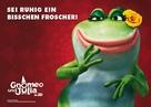 Gnomeo & Juliet - German Movie Poster (xs thumbnail)
