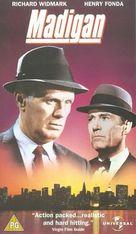 Madigan - British VHS cover (xs thumbnail)