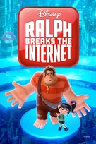 Ralph Breaks the Internet - Movie Cover (xs thumbnail)