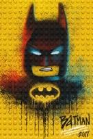 The Lego Batman Movie - Movie Poster (xs thumbnail)