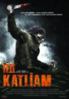 Halloween II - Turkish Movie Poster (xs thumbnail)
