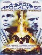Android Apocalypse - Italian DVD movie cover (xs thumbnail)