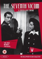 The Seventh Victim - British DVD cover (xs thumbnail)