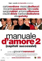 Manuale d'amore 2 (Capitoli successivi) - Italian poster (xs thumbnail)