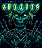 Species - Blu-Ray movie cover (xs thumbnail)