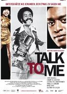 Talk to Me - German Movie Poster (xs thumbnail)