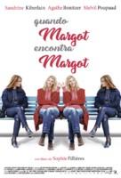La belle et la belle - Brazilian Movie Poster (xs thumbnail)