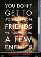 The Social Network - New Zealand Movie Poster (xs thumbnail)