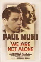 We Are Not Alone - Movie Poster (xs thumbnail)