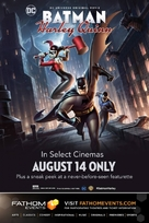 Batman and Harley Quinn - Movie Poster (xs thumbnail)