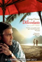 The Descendants - Malaysian Movie Poster (xs thumbnail)