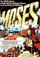 """""""Moses the Lawgiver"""" - German Movie Poster (xs thumbnail)"""