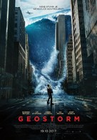 Geostorm - Croatian Movie Poster (xs thumbnail)