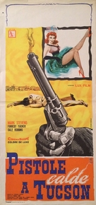 Gunsmoke in Tucson - Italian Movie Poster (xs thumbnail)