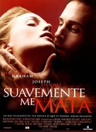 Killing Me Softly - Spanish Movie Poster (xs thumbnail)