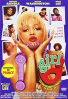 Girl 6 - Spanish Movie Cover (xs thumbnail)