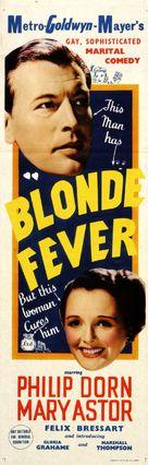 Blonde Fever - Australian Movie Poster (xs thumbnail)