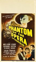 Phantom of the Opera - Theatrical poster (xs thumbnail)