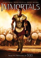 Immortals - DVD cover (xs thumbnail)