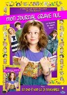 Dear Dumb Diary - French Movie Poster (xs thumbnail)