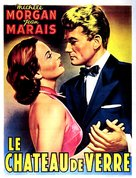 Château de verre, Le - French Movie Poster (xs thumbnail)