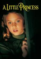 A Little Princess - DVD movie cover (xs thumbnail)