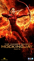 The Hunger Games: Mockingjay - Part 2 - Lebanese Movie Poster (xs thumbnail)
