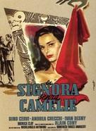 La signora senza camelie - Italian Movie Poster (xs thumbnail)