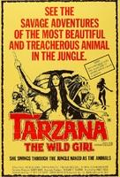 Tarzana, sesso selvaggio - Movie Poster (xs thumbnail)