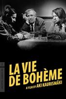 La vie de bohème - DVD cover (xs thumbnail)