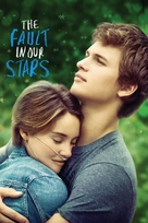The Fault in Our Stars - DVD movie cover (xs thumbnail)