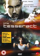 The Tesseract - British DVD cover (xs thumbnail)