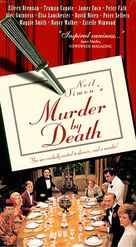 Murder by Death - VHS movie cover (xs thumbnail)