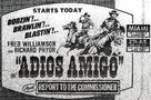Adiós Amigo - poster (xs thumbnail)