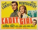Cadet Girl - Movie Poster (xs thumbnail)