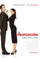 The Proposal - Spanish Movie Poster (xs thumbnail)