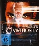 Virtuosity - German Blu-Ray movie cover (xs thumbnail)