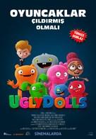 UglyDolls - Turkish Movie Poster (xs thumbnail)