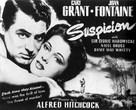 Suspicion - British Movie Poster (xs thumbnail)