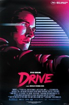 Drive - Canadian Movie Poster (xs thumbnail)