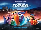 Turbo - British Movie Poster (xs thumbnail)