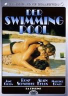 La piscine - German Movie Cover (xs thumbnail)