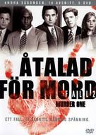 """Murder One"" - Swedish DVD movie cover (xs thumbnail)"