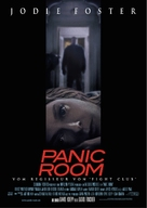 Panic Room - German Movie Poster (xs thumbnail)