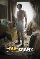 The Rum Diary - Theatrical movie poster (xs thumbnail)