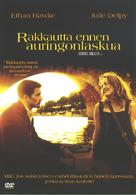 Before Sunset - Finnish Movie Cover (xs thumbnail)