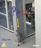 Play Time - British Blu-Ray movie cover (xs thumbnail)